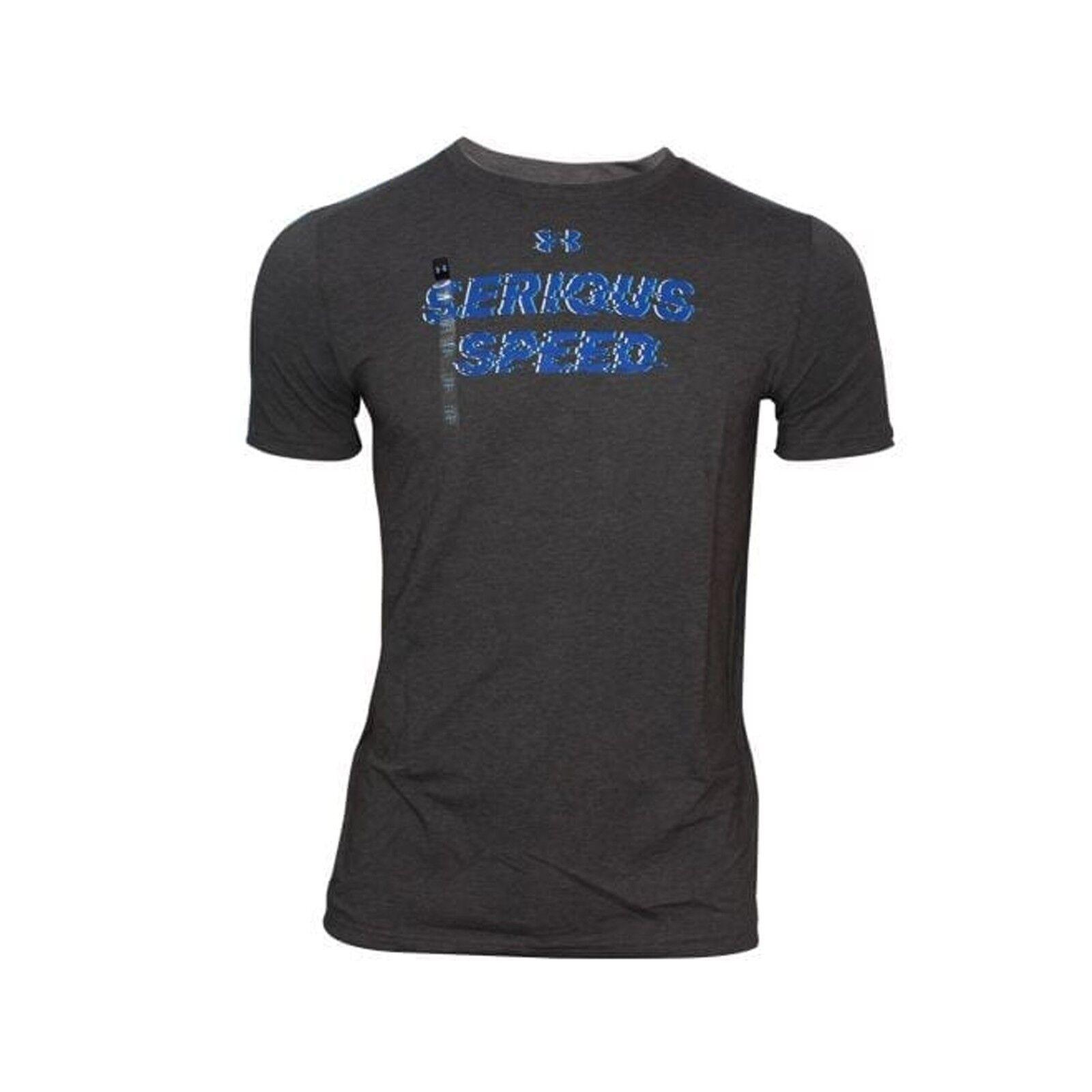 Under Armour Heat Gear Boy/'s Short Sleeve T-Shirt