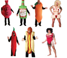 Stag Night Costume Mens Novelty Comedy Funny Fancy Dress Outfit New One Size