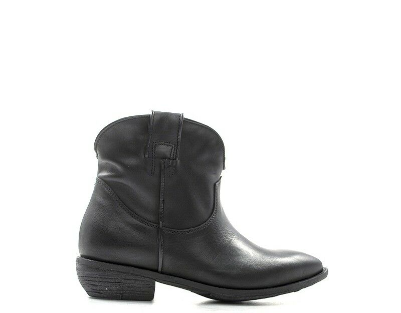 zapatos WS Femme negro Cuir naturel 36255VIT