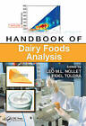 Handbook of Dairy Foods Analysis by Taylor & Francis Inc (Hardback, 2009)