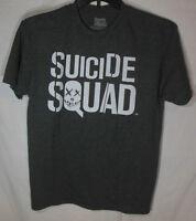 Suicide Squad Men's Medium T-shirt Graphic Tee - Dc Comics Harley
