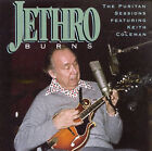 The Puritan Sessions * by Jethro Burns (CD, Nov-1998, Freeland)