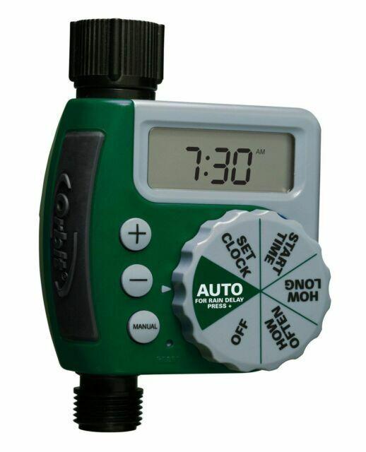 Orbit 62061n One Dial Garden Hose, Garden Water Timer