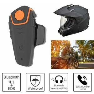 Motorcycle-Intercom-Helmet-Headset-Wireless-Bluetooth-4-1-Handsfree-Headphone