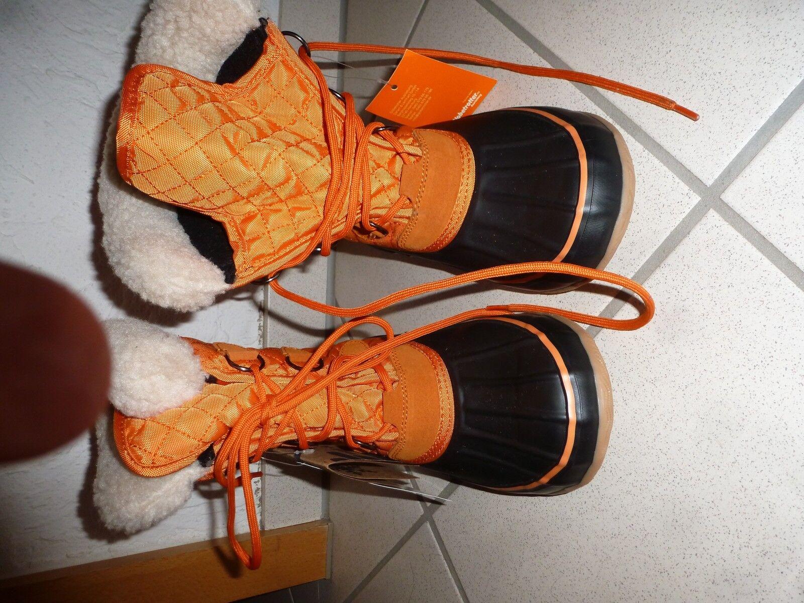 Kamik Snowfling Neu  Thinsulate 200  Gr. 37