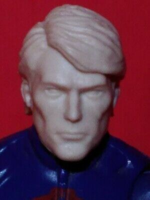 """MH148 Custom Cast Sculpt part Male head cast for use with 3.75/"""" action figures"""