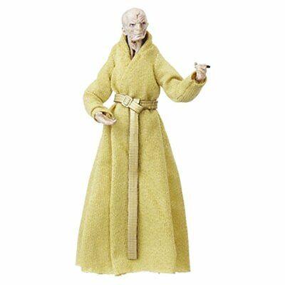 STAR Wars la serie Nero leader Supremo SNOKE 6 pollici Action Figure