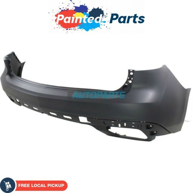 New Painted Bumper Cover For Acura MDX 2014-2016 AC1100170
