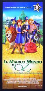 L103 Plakat Die Magische Welt Von OZ Animation Kesley Grammer Wilfin