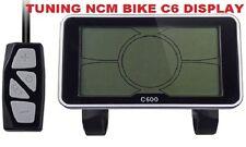 E - Bike Drosselung entfernen - C6 Display (Tuning NCM Prague, Moscow +, Berlin)