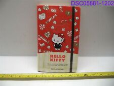Moleskine Limited Edition Hello Kitty Ruled Notebook Red 240 Pages Hardcover Red