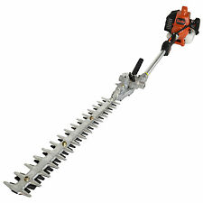 "New Tanaka by Hitachi TCH22EPAPSM 21cc 58"" Short Shaft Gas Powered Hedge Trimmer"