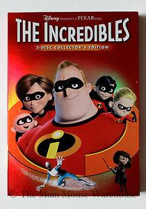 Image Is Loading Disney Pixar Superhero Family The Incredibles 2 Disc