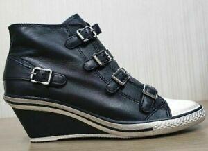 Ash Women Shoes Genial Wedge Sneaker
