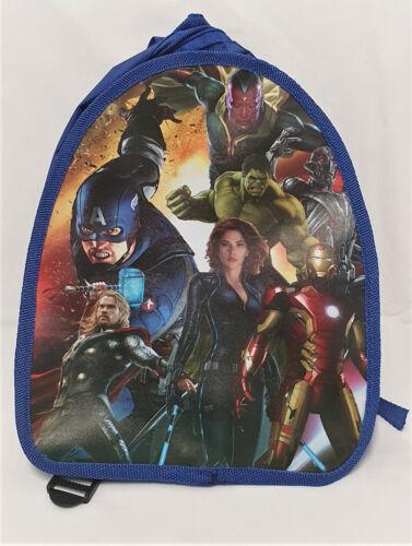 Childrens Nursery School Bag Kids Lightweight Travel Shoulder Backpack Toddler
