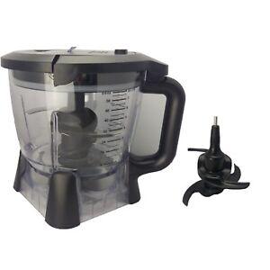 Ninja Blender Bowl 64 oz Food Processor
