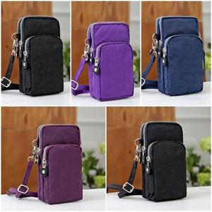 Purse-Wallet-Unisex-Cross-body-Mobile-Phone-Shoulder-Bag-Pouch-Case-Belt-Handbag