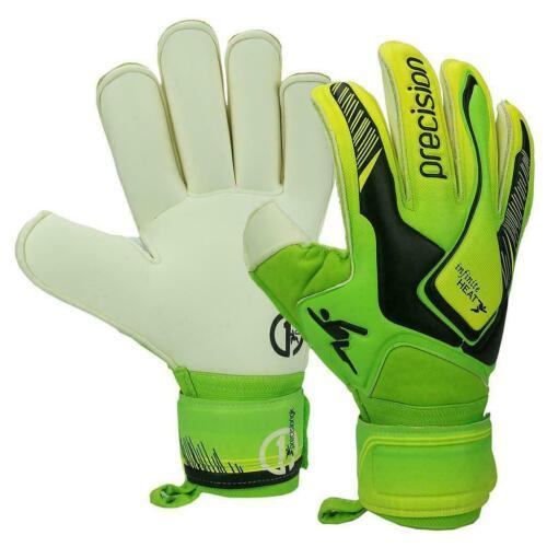 Precision Football Goalkeeping Gloves Heat On II