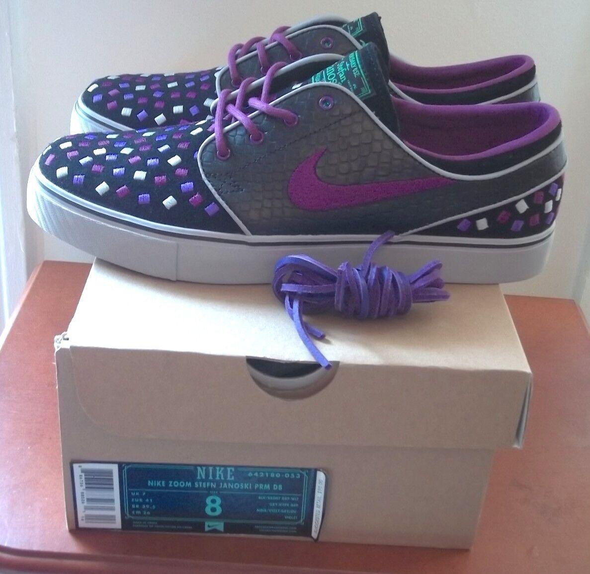 Nueva Janoski Nike SB zoom Stefan Janoski Nueva SZ 8 dB Doernbecher Premium QS Ross Hathaway PMR 6d9d07