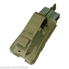 Condor - Single Kangaroo Mag Pouch - OD Green - Tactical clip Molle - #MA50