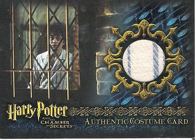 HARRY POTTER CHAMBER SECRETS RADCLIFFE AS HARRY POTTER Ci1 COSTUME CARD 040/340