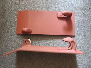 Koppelhaken-Koppelplatte-Euroaufnahme-Frontlader-Frontladergeraete
