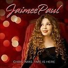 Christmas Time is Here by Jaimee Paul (CD, Oct-2010, Spring Hill Music)