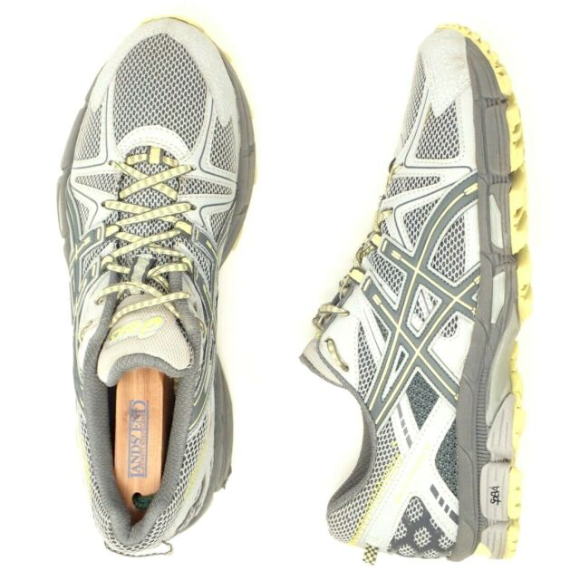 ASICS GEL Kahana Duomax T1E6N Gray Pink Silver Running Shoes Womens Size 738