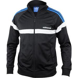 Veste Adidas Originals Firebird 3 Stripes Track Collector Jacket AJ6946 / Noir M