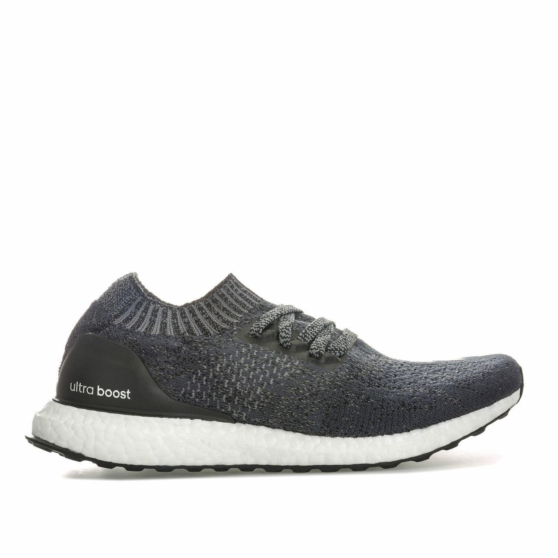 Para mujeres Zapatos De Entrenamiento Adidas Ultra Boost Uncaged en Carbono Core Negro gris