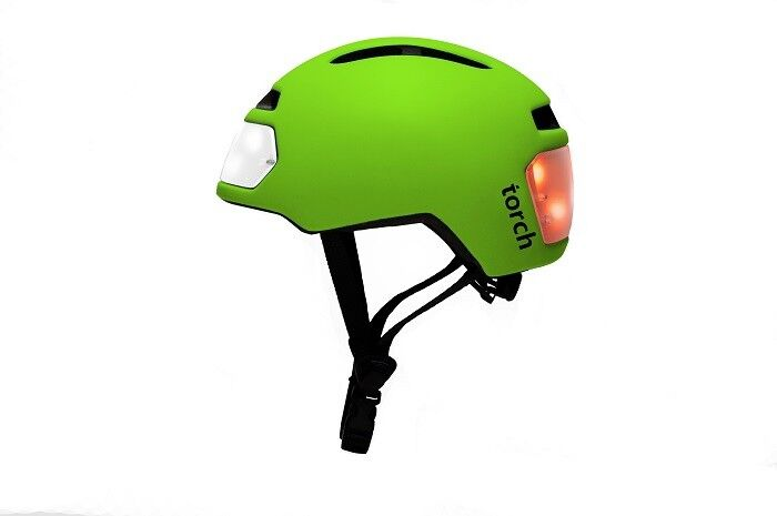 Torch Bike Helmet  - color  Cool Green - Size  54 - 61 CM  save up to 70%