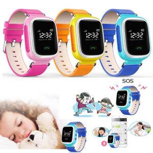 Kid Safe Anti-Lost q80 Smart Watch Positionierung SOS Anruf Location Finder Gerät