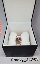 3a52c9b6ab5 Gucci Ladies G-Gucci Steel RoseGold Plated Bracelet Watch YA125511 Genuine!  New!