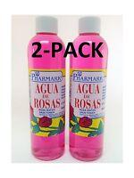 Agua De Rosas 8 Oz. Rose Water 2-pack Free Shipping