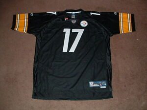 ec5b4b473 Image is loading MIKE-WALLACE-17-PITTSBURGH-STEELERS-PREMIER-FOOTBALL-JERSEY -