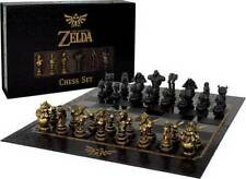 Legend of Zelda Collector's Edition Chess Set NEW FACTORY SEALED Free USA Ship