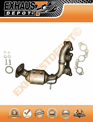 Lexus RX330 3.3L Front BANK1 Manifold Catalytic Converter 2004-2006