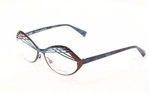 01beea169af Image is loading Authentic-New-Alain-Mikli-Eyeglasses-AL1290-MO4Z-Brown-