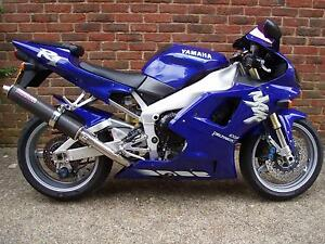 1998 - Yamaha R1 YZF R1 Supersport