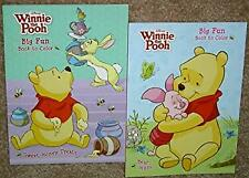 Disney Winnie The Pooh Coloring Book Ages 3 Friends Are Better Than ...