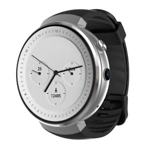 LEMFO LEM7 4G Smartwatch Phone 2018 Herzfrequenz GPS WiFi 16GB For Android iOS