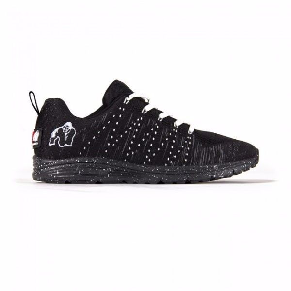 Descuento por tiempo limitado Gorilla Wear Brooklyn knitted sneakers – Black/White Shoes  Schwarz/Weiß