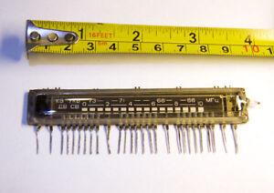 ILT1-5 L VFD DISPLAY NIXIE Tube New Lot of 100