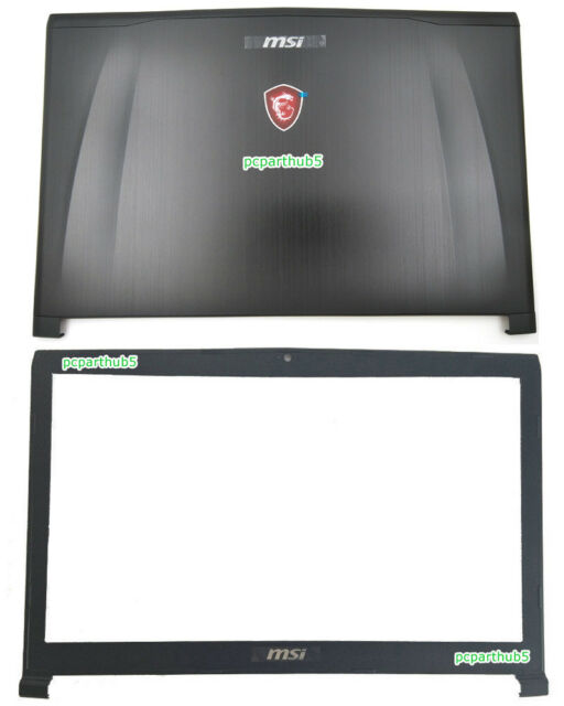 Rear Lid for MSI GE72 2QF//GE72 6QD//GE72 6QE Apache Pro LCD back cover