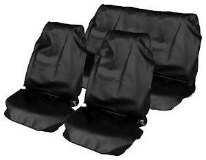 Streetwize-Universal-Heavy-Duty-Fully-Waterproof-Seat-Covers-Full-Set-in-Black