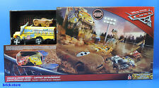 - Cars Smash Crash Derby Playset Crazy 8 dxy95 Autos 3 Feuerballschlag