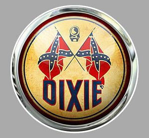 DIXIE Sticker Trompe-l'oeil°