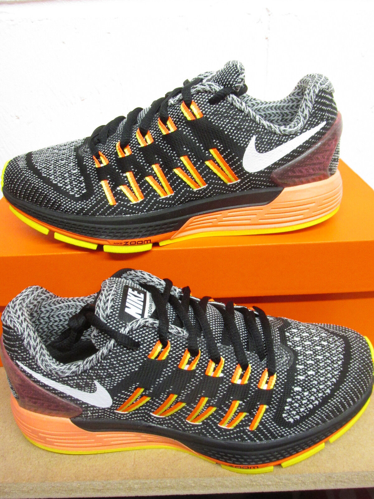 Nike Womens Air Zoom Odyssey Running Trainers Sneakers 749339 008 Sneakers Trainers Shoes 3497a2