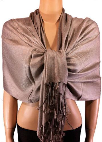 Big Scarves Wrap Women Hot Fashion Pashmina Shawl Wedding Shawl Soft Silky New