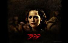 300 Movie Poster 20x40 Gerard Butler Lena Headey David Wenham Dominic West For Sale Online